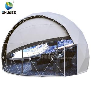Quality 360 Projection Dome Cinema 3D Dome Planetarium for Exhibition and Events for sale
