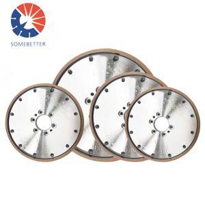 Quality high quality 1A1 diamond wheel resin bond to polish carbide tools for sale