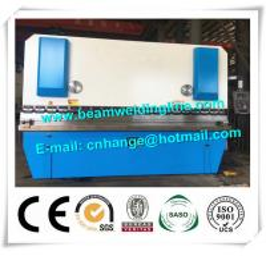 Quality WE67K CNC Hydraulic Press Brake For Metal Sheet , Bench Top Sheet Metal Bender for sale