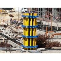 Quality Adjustable H20 Timber Beam Formwork For Rectangle Concrete Column for sale