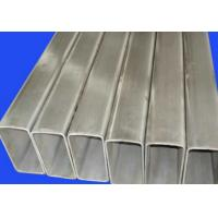 China Corrosion Resistant 3x3 Galvanized Square Tubing Hot Rolled  / Cold Drawn / Hot Rolled on sale