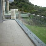 Quality Aluminium Glass Channel Aluminum Profile Aluminum Extrusion Profile for Glass Railing for sale