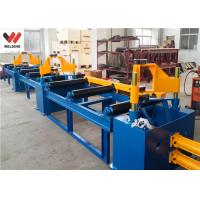 Buy Auto Combination Machine H Beam Welding Line With Assembly / Welding And at wholesale prices