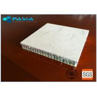 Quality Fracture Resistant Honeycomb Granite Panels , Lightweight Structural Panels for sale