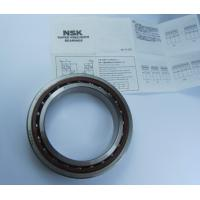 Angular Contact Deep Groove Ball Bearing P4 P5 With Brass Cage