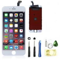 China 4.7 Inch LCD Touchscreen Iphone 6 Digitizer Frame Assembly Full Set on sale