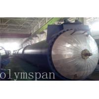 Buy Saturated Steam AAC Chemical Autoclave / AAC Block Machine , High Temperature at wholesale prices
