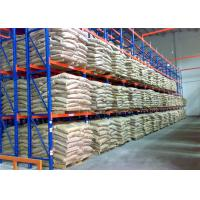Quality Selective Conventional Industrial Pallet Storage Racks 2000kg / Layer Australia AS4804 for sale