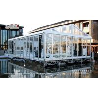 Romantic Clear Top Tent Transparent Marquee for Wedding for New Year for sale