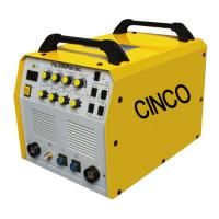 Quality High Stable AC DC Welding Machine IP21 With 80% Efficiency Over Heating Protection for sale