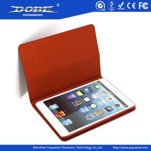 Quality Imitation leather PU Simple protective Case for iPad Mini for sale