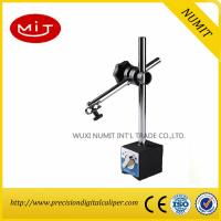 Quality Black Forced Locking Type Mechanical Magnetic Base Stand / Dial Indicator Magetic Base for sale