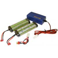Buy High Rate Discharge NIMH Battery Packs 7.2V 20000MAH For Airsoft Gun at wholesale prices
