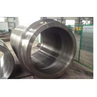 Buy Tubular / cylindrical Forged Steel Roller , Pipe Casing Foring at wholesale prices