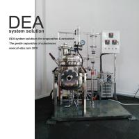 China Professional Hemp Essential Oil Distillation Equipment High Efficiency on sale