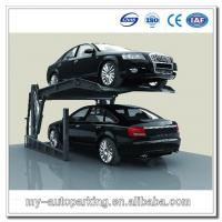 China Double Deck Parking Underground Parking Lift on sale