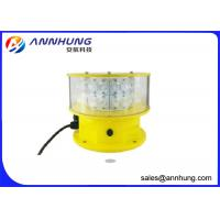 Quality L865  Medium-Intensity  Aviation Obstruction Light   Flashing White Color 24 Hours for sale