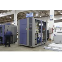 China 150L High Precision Stainless Steel Plate 3-Zone Thermal Test Chamber on sale