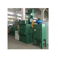 Quality Pulse - Jet Dust Collector Shot Blasting Equipment , Alloy Wheel Shot Blasting Machine For Removing Rust for sale