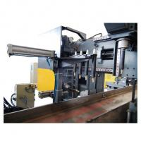 Quality ISO 9001 High Speed CNC Beam Drilling Machine Drilling And Marking Machine for sale