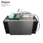 Quality Dayun Zig Z1+ Miner Mona Coin Mining Machine Lyra2rev2 Algo 1200W power supply for sale