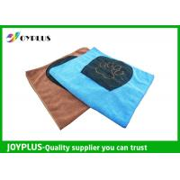 Quality Super Absorbent Dog Drying Towel Microfiber Material Multi - Functional   for sale