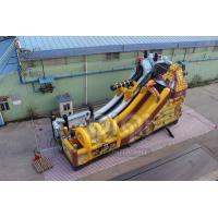 Buy QIQI Pirate Kingdom Playground Inflatables slide for kids at wholesale prices