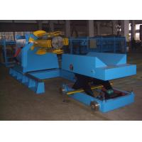 Buy Hydraulic Decoiler For Color Steel Roof Sheet Roll Forming Machine at wholesale prices