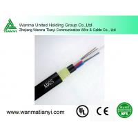 Buy All Dielectric Self-Supporting 24core Optical Fiber Cable ADSS at wholesale prices