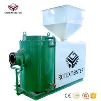 Buy CE ISO High Quality Homemade Biomass Fuel Pellet Burner for rotary dryer at wholesale prices