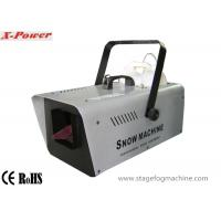 Quality 1200W Artificial Snow Making Machine Professional Snow Machine Flurry Effect   X-012 for sale
