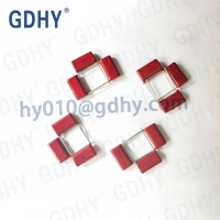 Buy cheap Red 0.33UF 334J 630V CBB Polypropylene Film Capacitor P20 Self Healing from wholesalers