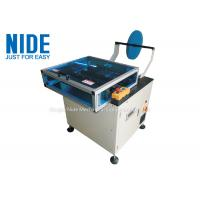 Quality Stator Insulation Paper Cutting Machine 1100 * 850 * 1200mm For Inserting Wedge for sale
