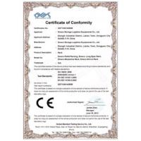 Hongkong Octa high techonology co., limited Certifications