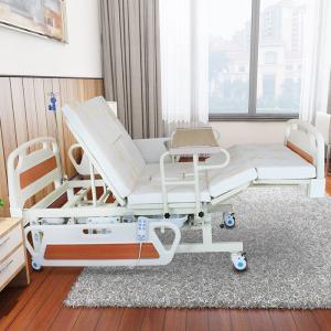 Quality Hospital Furniture Electric Home Beds For Bedridden Patient Nursing for sale