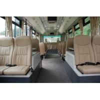 Quality 13 Seater Cummins Engine VIP Airport Shuttle Bus Luxury Coach Bus for sale