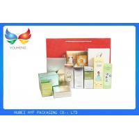 Quality Handmade Decorative Luxury Gift Boxes , Recyclable High End Cosmetic Packaging for sale