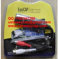 China Easycap DC60 USB DVR Card USB Video Capture Card Adapter china factory 4ch USB DVR Easycap DC60+ for sale