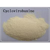 Quality Crystal Buxus Microphylla Cyclovirobuxine 860 79 7 For Blood Circulation for sale