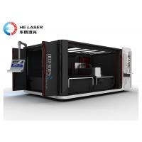 Quality Eco - Friendly Fiber Laser Cutting Systems Automatic Industrial Laser Cutter for sale