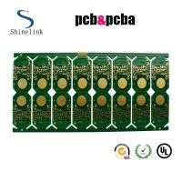 Quality 4 layers prototype pcb manufacturerwith Immersion gold , surface mount prototype board for sale