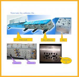 Quality PVC/PVC+wood powder construction template mould for sale