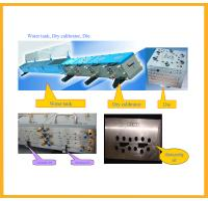 Quality U-Pvc profile extrusion equipment for sale