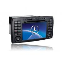 Quality OEM Double Din 7 Inch DVD GPS Player with DVB-T / ISDB-T / Can-Bus for BENZ R300, R350 for sale