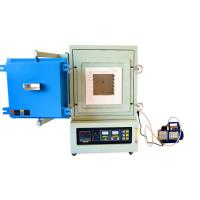 Quality Resistance Wire Nitrogen Atmosphere Furnace , 1200C Vacuum Annealing Furnace for sale
