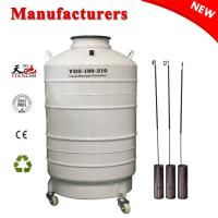 TIANCHI 100L liquid nitrogen cylinder YDS-100 in Saudi Arabia for sale