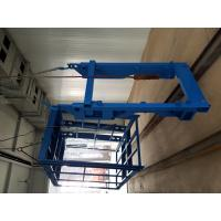 Quality Gear Roller For Industrial Elevators And Lifts With Triangular Mast And CE for sale