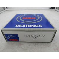 Buy cheap 22313 Nsk Spherical Roller Bearing 65 X 140 X 48 MM High Speed Low Noise from wholesalers