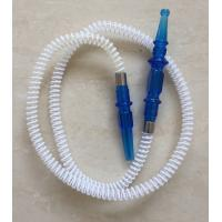 Buy cheap PVC Transparent Steel Wire Hose , PVC Spiral Bellows Reinforced Corrugated Pipe from wholesalers