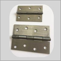 Metal Butt Heavy Duty Metal Door Hinges 3.0mm Thickness Strong Courraged Box Packing